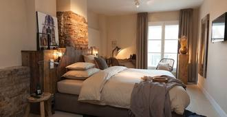 Mother Goose Hotel - אוטרכט - חדר שינה