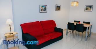 Apartamentos Navas - Barcelona - Living room