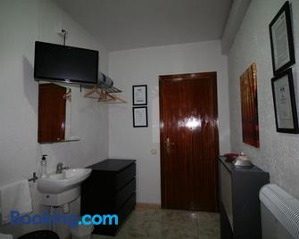 Hostal Avenida De Madrid - Terrassa - Slaapkamer