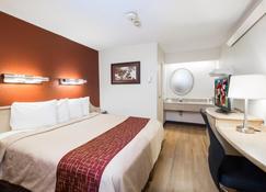 Red Roof Inn Harrisburg - Hershey - Harrisburg - Bedroom