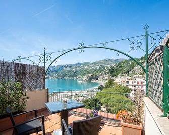 Hotel Sole - Maiori - Balcony