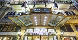 ad Imperial Palace Hotel Thessaloniki - Tesalonika - Bangunan