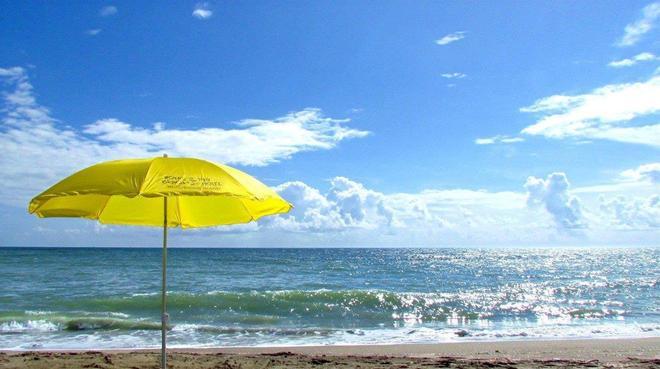 Royal Inn Beach Hutchinson Island - Fort Pierce - Beach