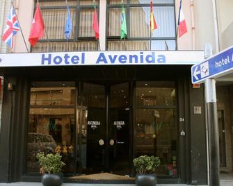 Hotel Avenida - Póvoa de Varzim - Edificio