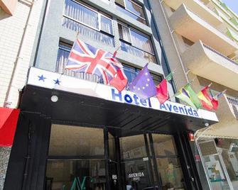 Hotel Avenida - Póvoa de Varzim - Bâtiment