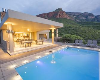 Umvangati House - Hoedspruit - Zwembad