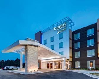 Fairfield Inn & Suites by Marriott Dublin - Dublin - Building