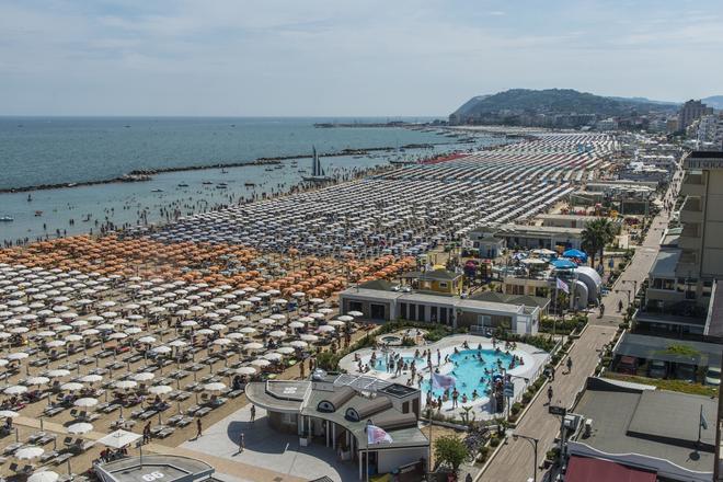 Hotel Baia Marina - Cattolica
