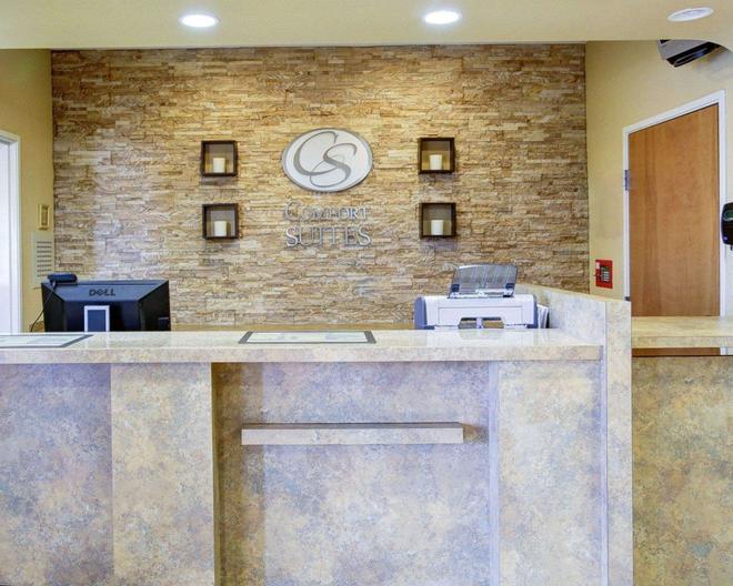 Comfort Suites Brenham - Brenham - Vastaanotto