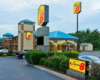 Super 8 by Wyndham Franklin Hwy 31 - Franklin - Building