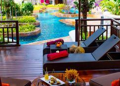 Intercontinental Pattaya Resort, An IHG Hotel - Pattaya - Patio