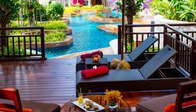 Intercontinental Pattaya Resort - Pattaya - Patio
