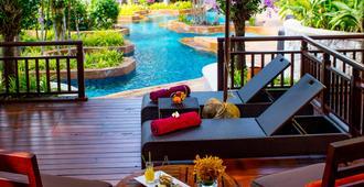 Intercontinental Pattaya Resort, An IHG Hotel - Pattaya - Pátio