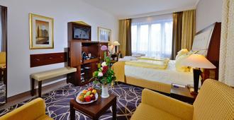 Hotel Caroline Mathilde - Celle - Bedroom
