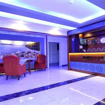 Dream Time Hotel - Antalya - Front desk