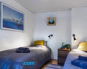 Innergårdens Bed and Breakfast - Karlshamn - Bedroom
