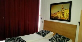 Hotel Holland Lodge - אוטרכט - חדר שינה