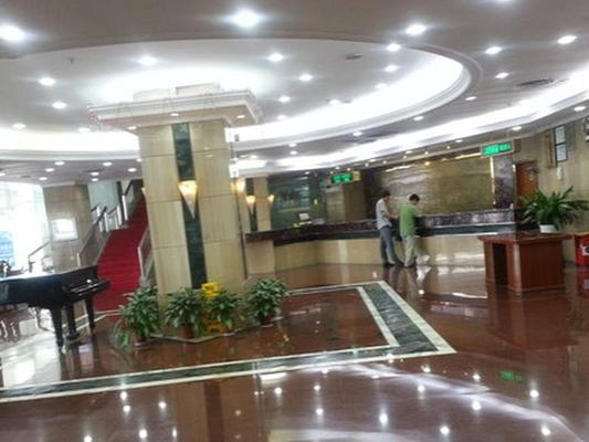 Huizhou Hotel - 深圳 - 大廳