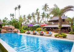 Tinkerbell Resort - Koh Kood - Pool