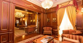 Grand Hotel Wagner - Palermo - Area lounge