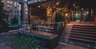 Greenstar Hotel Jyväskylä - Jyväskylä