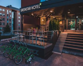 Greenstar Hotel Jyväskylä - Jyväskylä - Gebouw