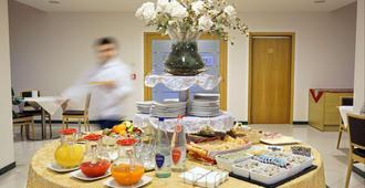 Garden Hotel - ארצו - מסעדה