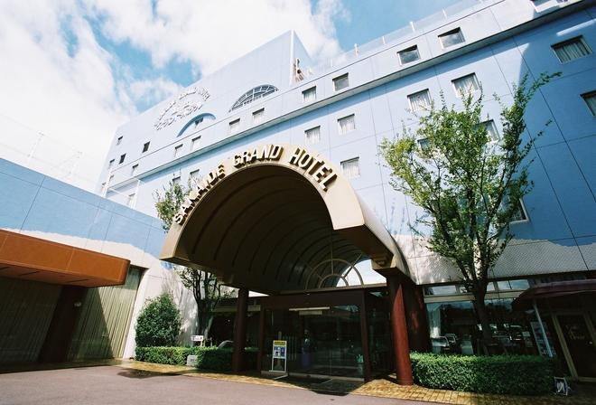 Sakaide Grand Hotel - Takamatsu - Building