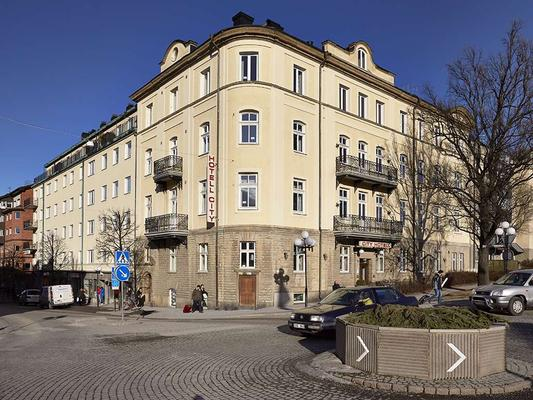 First Hotel City Eskilstuna - Eskilstuna - Building