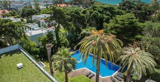 Hotel Lido - Estoril - Piscina
