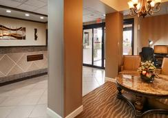 Best Western River City Hotel - Decatur - Lobby