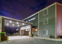 Best Western River City Hotel - Decatur - Rakennus