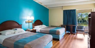 Motel 6 Philadelphia Northeast - פילדלפיה - חדר שינה