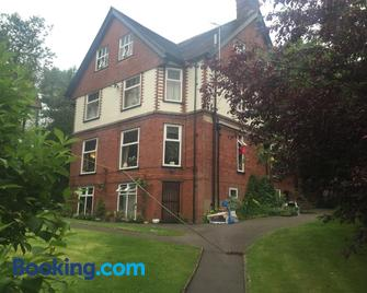 Oakfield Lodge Guest House Stockport - Stockport - Gebouw