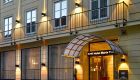 K+k Hotel Maria Theresia - Vienna - Building