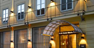 K+k Hotel Maria Theresia - וינה - בניין