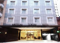 Cyan Americas Towers Hotel - Buenos Aires - Bygning