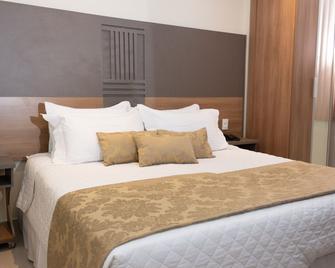 Hotel Pousada Cravo & Canela - Campos - Bedroom