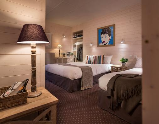 Alpes 酒店 - 安錫 - 安錫 - 臥室