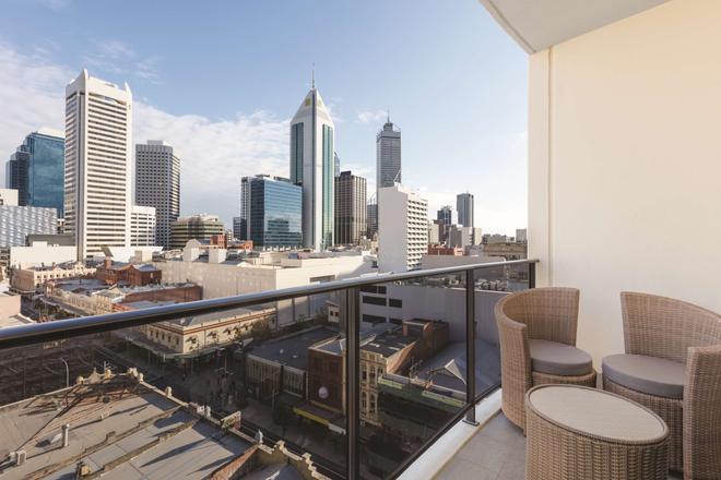 Adina Apartment Hotel Perth - Barrack Plaza - Perth - Balcony