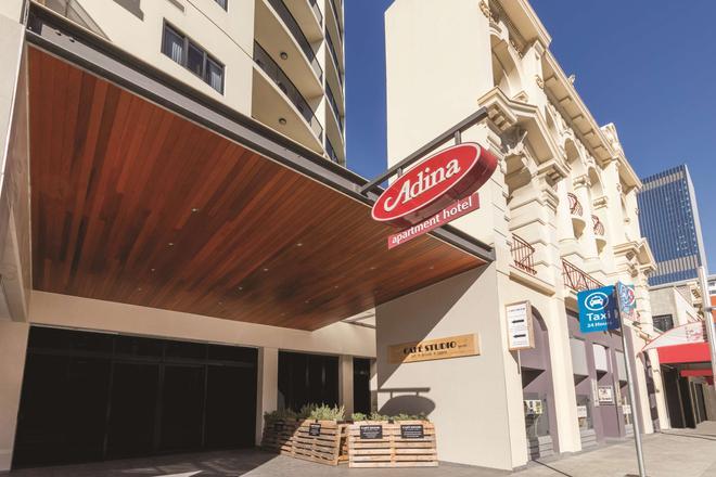 Adina Apartment Hotel Perth - Barrack Plaza - Perth - Building