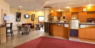 Achat Hotel Stuttgart Zuffenhausen - Stuttgart - Recepción