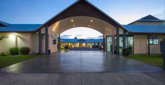 Asure Albert Park Motor Lodge - Te Awamutu - Building