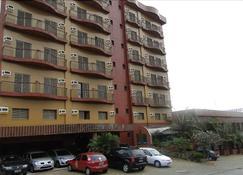 호텔 아쿠아리우스 두 발리 - 산호세도스캄포스 - 건물
