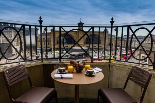 Megaro Hotel - London - Balcony