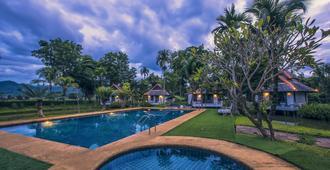 Bura Lumpai Resort - פאי - בריכה