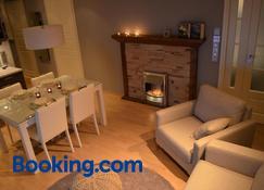 Castillo Kelotähti Apartment - Saariselka - Living room