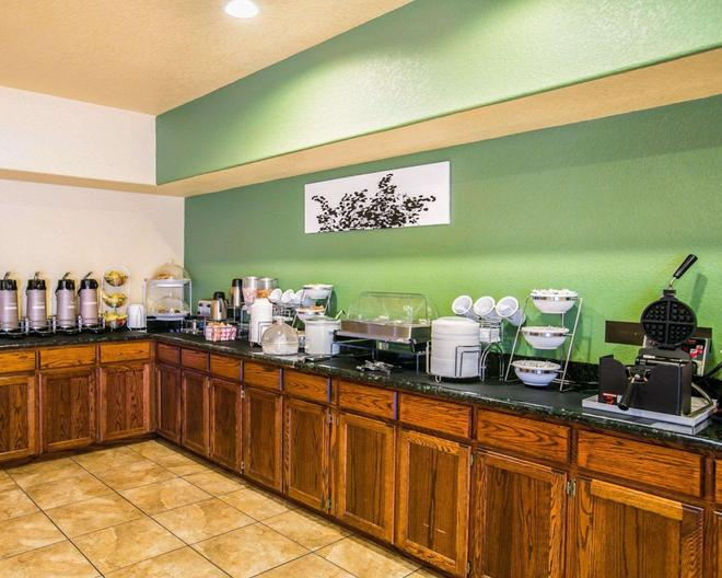 Sleep Inn and Suites Palmetto ST Park - Gonzales - Buffet