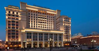 Four Seasons Hotel Moscow - Москва - Здание