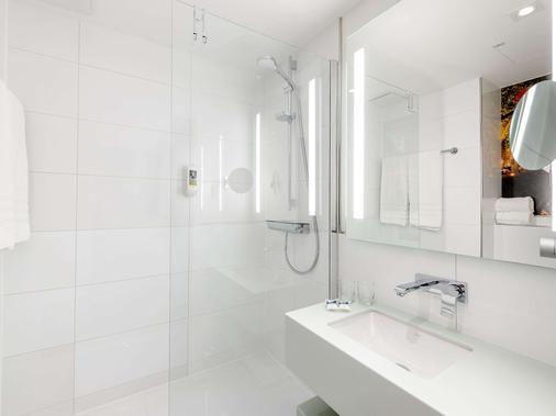 杜塞爾多夫中心區美居酒店 - 杜塞爾多夫 - 杜塞道夫 - 浴室